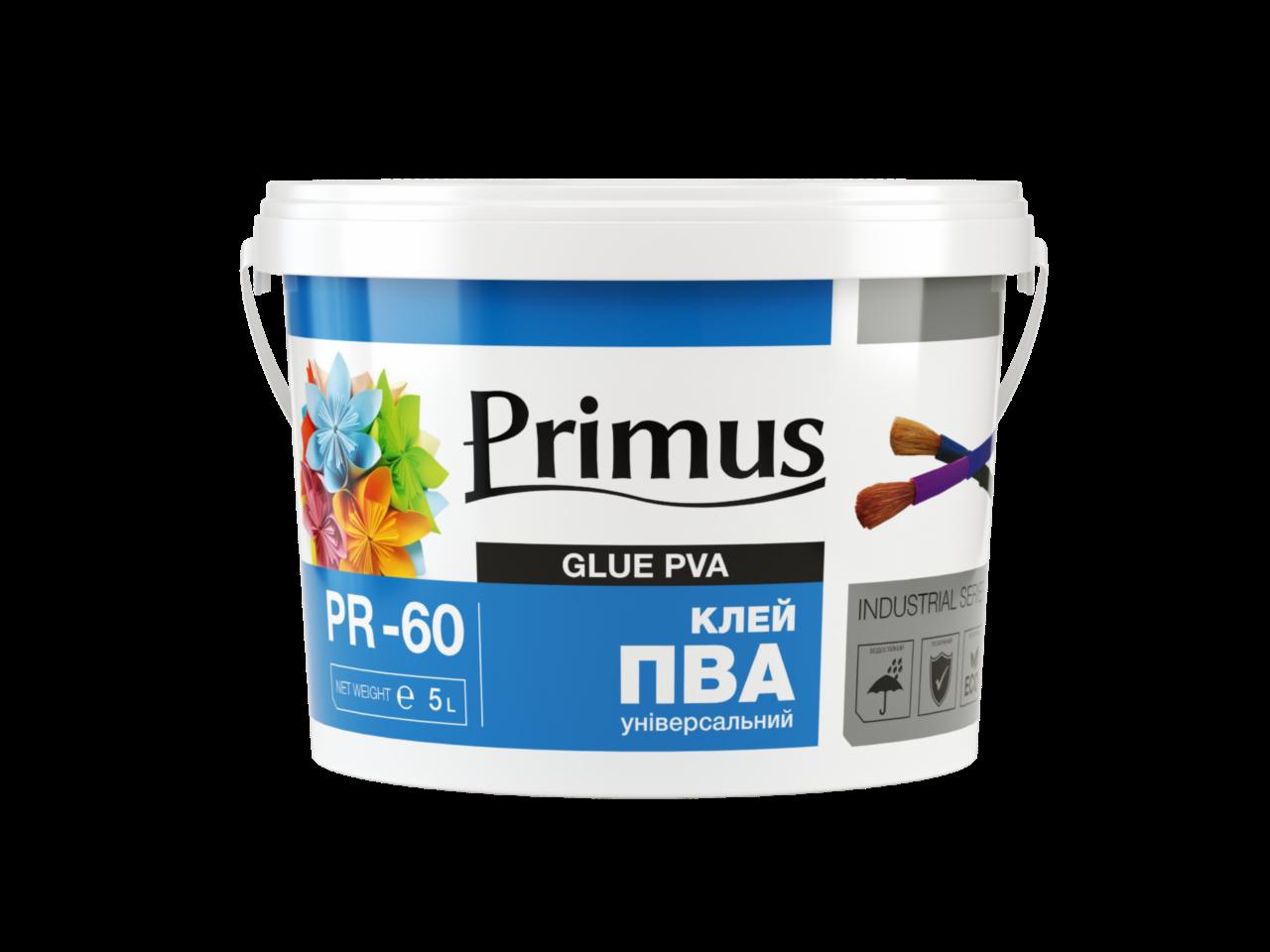 Клей ПВА 5кг Primus