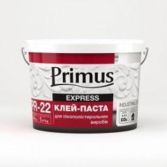 Клей для пінополістирольних виробів 4кг