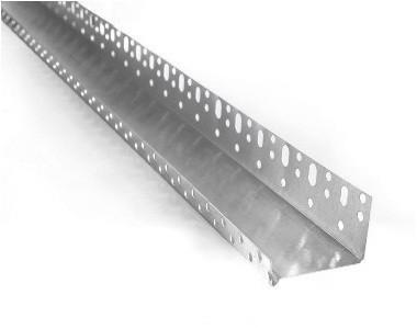 Цокольна планка (фасадна) 8см(2.5м)