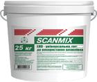 Фішішна акрилова шпаклівка 16 кг Scanmix LHD 60