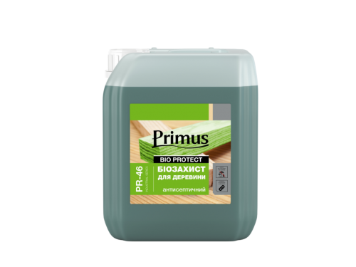 Біозахист для дерева 10л Primus