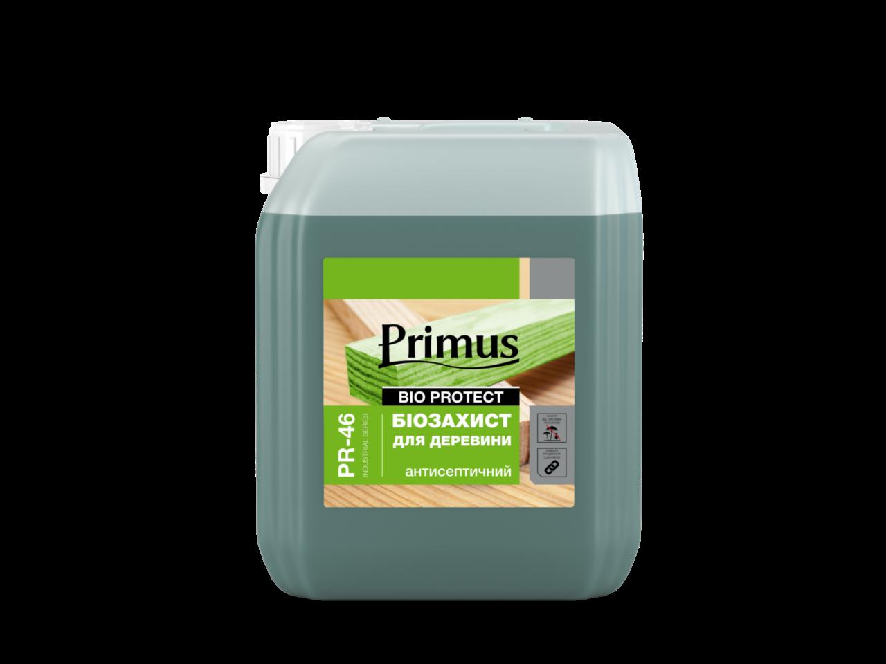 Біозахист для дерева 1л Primus