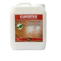 Лак для паркета EUROMIX 1К 5л Primus