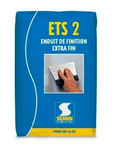 Шпаклівка SEMIN LISSEUR ETS2 25кг