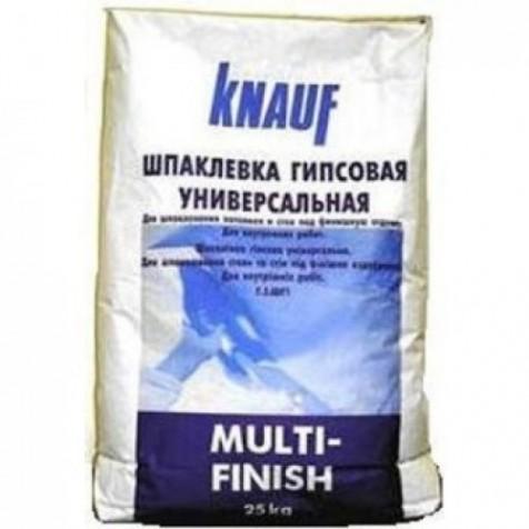 Knauf MultiFinish 25 кг
