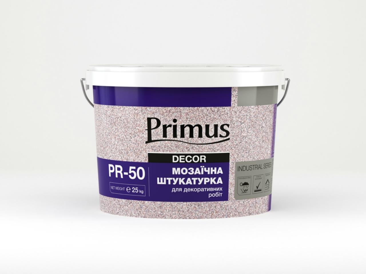 Мармурова штукатурка 25кг Primus