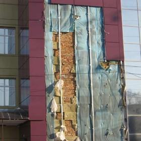 Помилки при утепленні фасадів