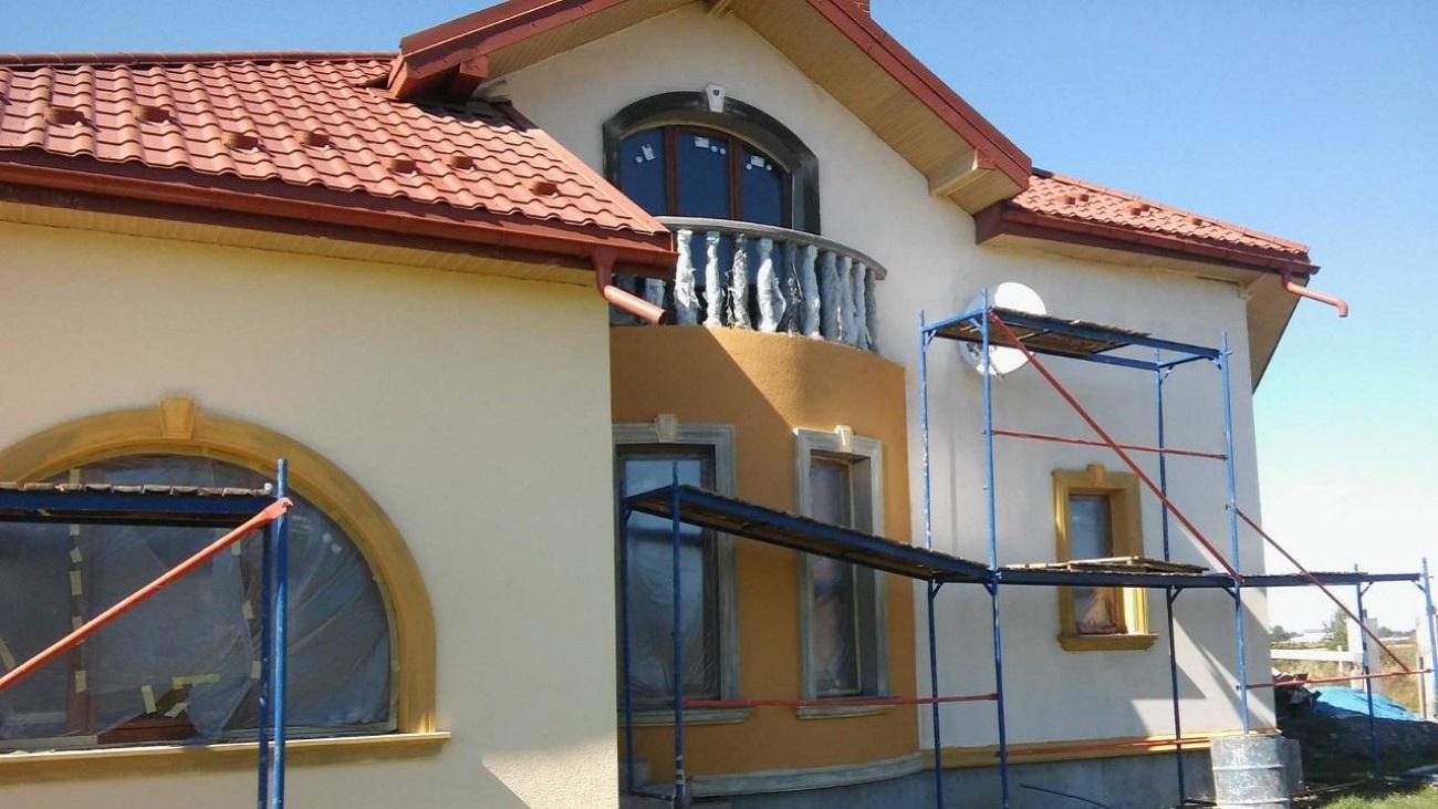 Фасадні роботи Миколаїв